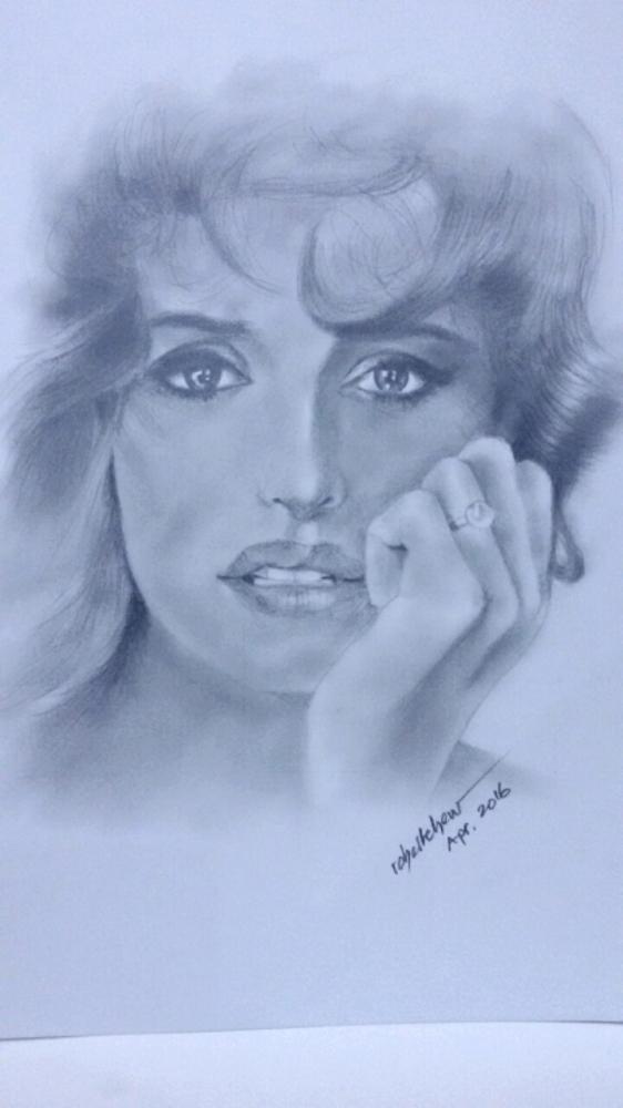 Penelope Cruz por Bobchew